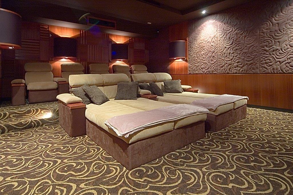 Home Cinema Luxury Homes